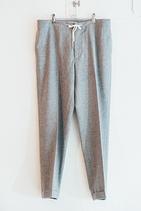SUPERSOFT FLANNEL SLACKS 抽繩羊毛褲子
