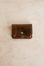 皮革零錢包