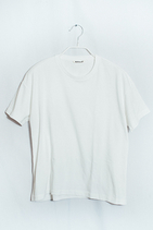 短版棉T-shirt(女)