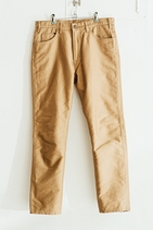 FINX MOLESKIN SLIM PANTS 牛仔褲