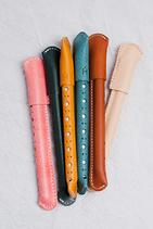 Pen皮製手工造型筆
