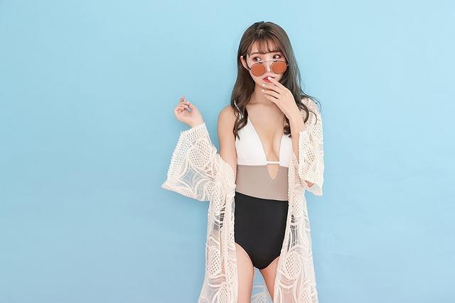 771052  細緻蕾絲罩衫
