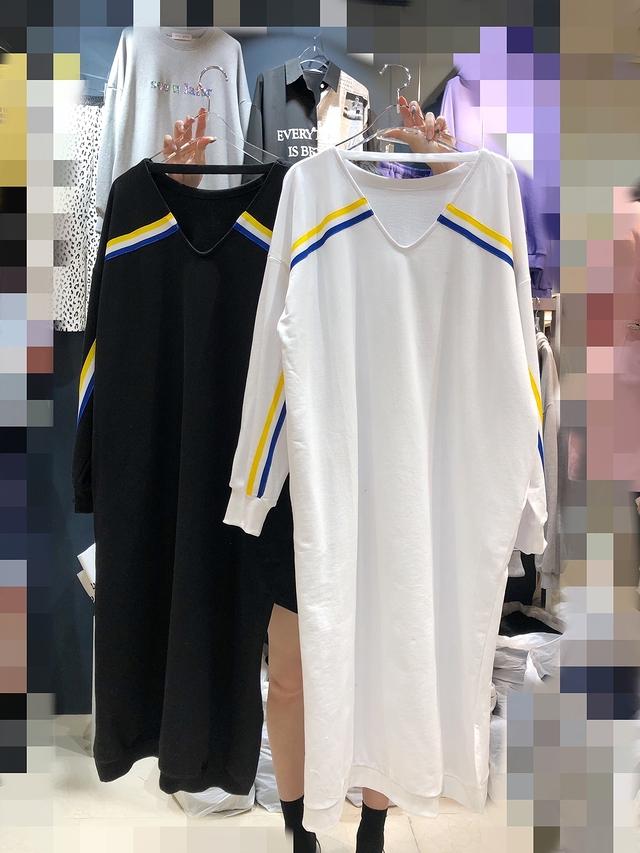 913018 造型棉質洋 - 兩色