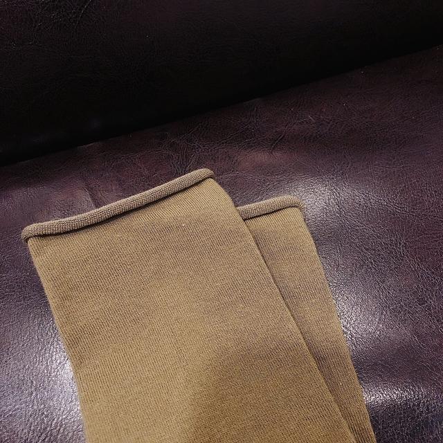 914199 造型素襪 -青草色